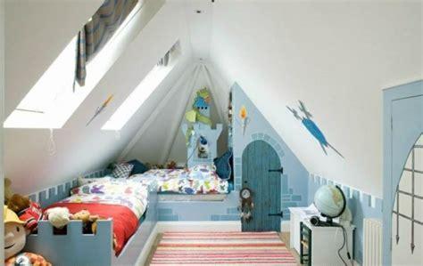 Dachboden Kinderzimmer Gestalten by Kinderzimmer Dachschr 228 Ge Einen Privatraum Erschaffen
