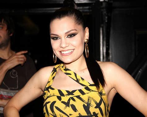 Jessie J Outside The Vip Nightclub
