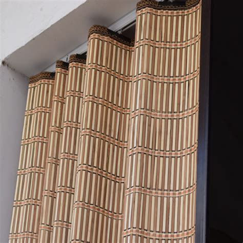 bamboo mill operate amount and blackout shutter bamboo