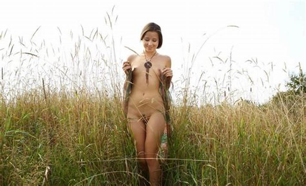 #Skinny #Russian #Girl #With #Small #Tits #Posing #Naked #In #The