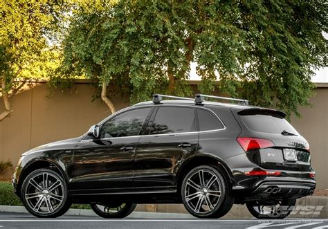 Audi Sq5 Custom Wheels Cec 883 Suv 22x, Et , Tire Size