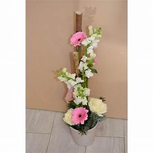 Fleur Rose Et Blanche : livraison de fleurs sermaize les bains anniversaire ~ Dallasstarsshop.com Idées de Décoration