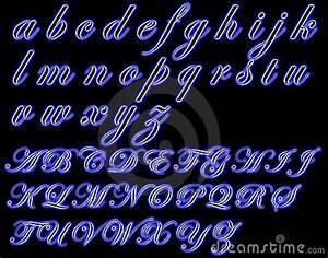 Edwardian Script Letters