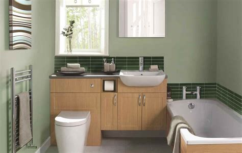 Sentia Fitted Bathroom, Ashgrove Fitted Furniture Bathrooms