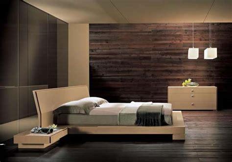 تصميم غرفه نوم خشبية بيج و بني المرسال
