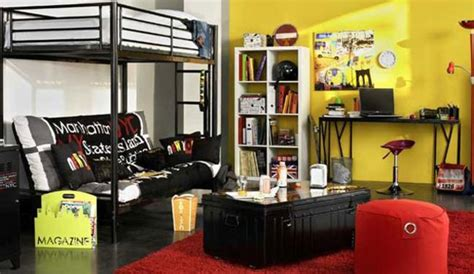 ambiance chambre ado petits prix pour une ambiance urbaine dans la chambre d ado