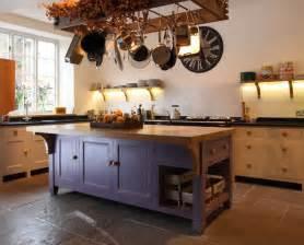 decorating a kitchen island blue kitchen island just decorate