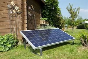 Mini Solaranlage Für Gartenhaus : mini photovoltaik f r die steckdose ~ Articles-book.com Haus und Dekorationen