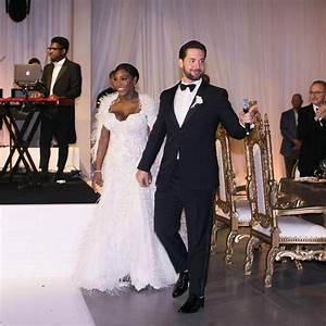 serena williams gets married page 2 With serena williams wedding dress