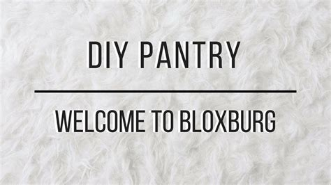 robloxbloxburg kitchen revamp tutorial youtube bloxburg
