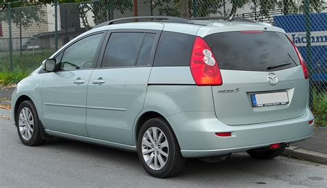 Mazda 5 Picture by 2007 Mazda Mazda 5 Pictures Information And Specs