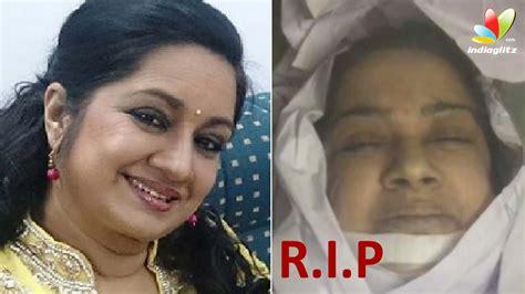 film actress kalpana daughter actress kalpana passes away malayalam actress urvashi