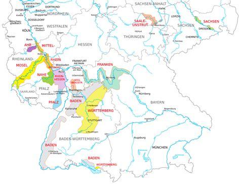 weinanbaugebiete  deutschland weingueter inde