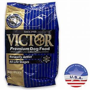 victor normally active 22 10 dog food With victor dog food