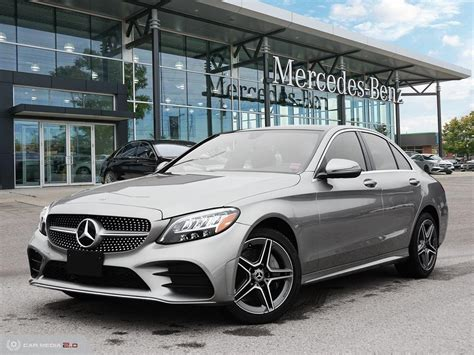 Request a dealer quote or view used cars at msn autos. New 2020 Mercedes-Benz C-Class 4MATIC Sedan 4-Door Sedan in London #2005933   Mercedes-Benz London