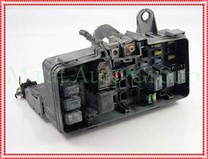 Acura Mdx Fuse Box Engine Bay 03 04 05 06 Oem No Cover 3