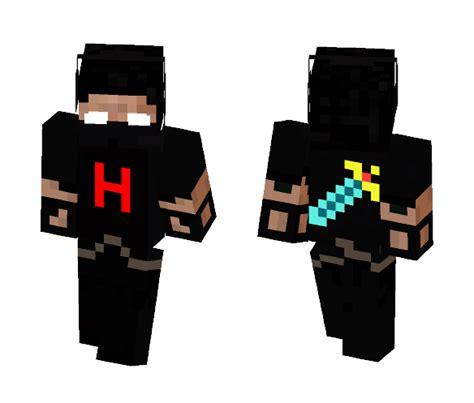herobrine warrior minecraft skin