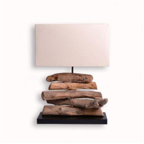 le exotique ht 49 cm en bois flott 233 pour le salon
