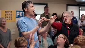 Pete Buttigieg confronts 'Sodom and Gomorrah' hecklers at Iowa rally