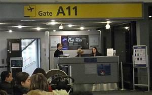 AC Air Canada Boarding Gate A11 @ EWR Newark Liberty Inter ...