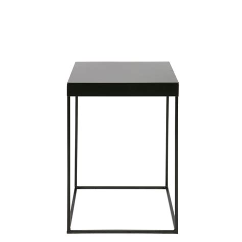 table d 39 appoint design blanc laque malone table appoint design blanzza