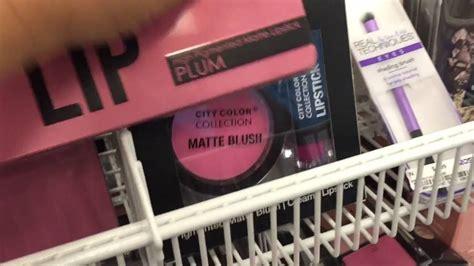 bargain makeup  ross dress   youtube