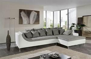 Wohnzimmer Mit Grauer Couch : polstergarnitur montenegro montego mian wei grau von jockenh fer m bel letz ihr online shop ~ Bigdaddyawards.com Haus und Dekorationen