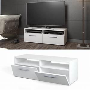 Tv Schrank Mit Rollen : tv lowboard board schrank fernsehtisch sideboard real ~ Watch28wear.com Haus und Dekorationen