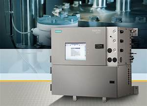 Siemens Introduces Maxum Gas Chromatograph With New