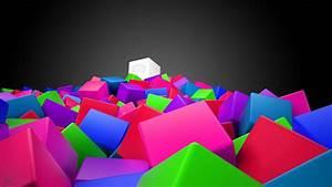 Colorful 3D Wallpapers | WeNeedFun