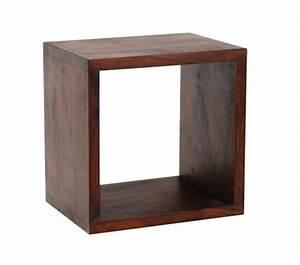 Cube Etagere Bois : etagere cube bois id es de d coration int rieure french decor ~ Teatrodelosmanantiales.com Idées de Décoration