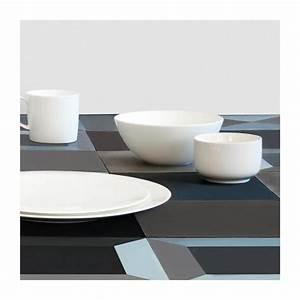 Assiette Creuse Blanche : taidu assiette creuse 25cm en porcelaine blanche habitat ~ Teatrodelosmanantiales.com Idées de Décoration