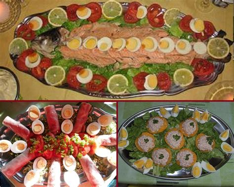 Idées Pour Un Buffet Froid  Cuisine Familiale