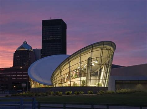 the strong museum in rochester new york le architecture