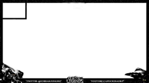 Twitch Stream Template Overlays Skyrim by Youtube Facecam Borders Bing Images