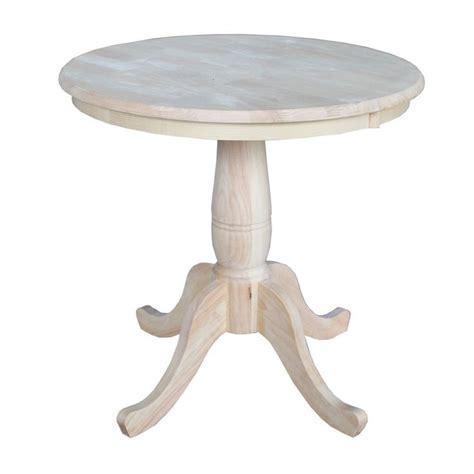 small pedestal kitchen table 1000 ideas about wood pedestal on pedestal