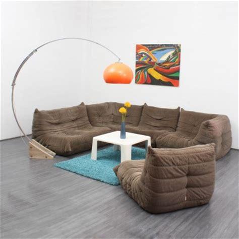canape togo ligne roset togo sofa by michel ducaroy for ligne roset 6663