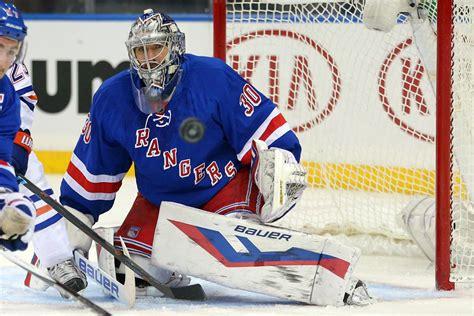 Rangers goalie Henrik Lundqvist says key to success is to ...
