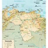 Map of Venezuela, Venezula, Venzuella, Venezuala, Venesuela, Venzuela ...