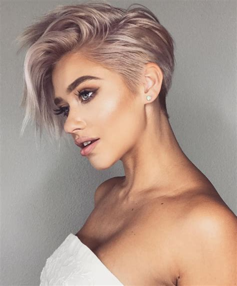 amazing short hairstyle ideas    swag fashion