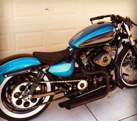 Harley Davidson Iron 1200 Modification by Harley Davidson Sportster 1200cc Modified Biltwell