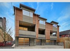Contemporary Modern MultiFamily Watermark Construction