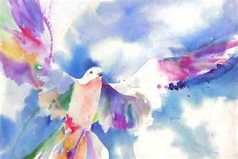 Peace Doves Around The World