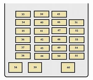 Toyota Tundra  2005 - 2006  - Fuse Box Diagram