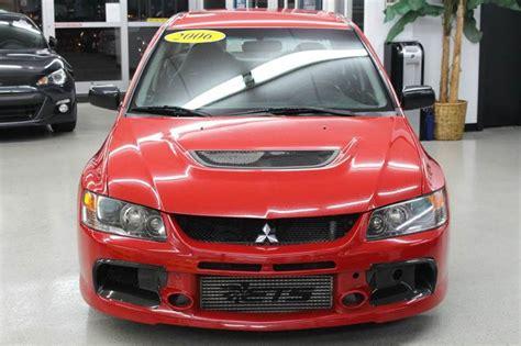 2006 Mitsubishi Lancer Evolution Ix Rs Edition! 1 Of 179