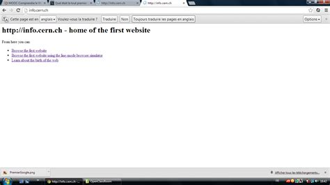 site du si e mooc comprendre le web semaine 1 par mateo21