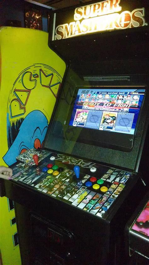 Meme Arcade - super smash brothers melee arcade cabinet super smash brothers know your meme