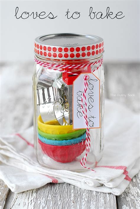 jar christmas gift ideas gifts in a jar gift ideas