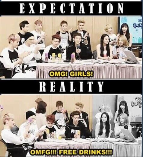 Exo Meme - 42 best exo memes images on pinterest