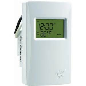 programmable thermostat for warm tiles cable systems easy